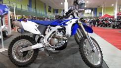 Yamaha WR 450. без птс, без пробега