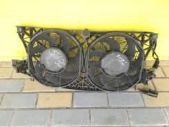 Вентилятор радиатора кондиционера. Mercedes-Benz Vito, W639 Mercedes-Benz Sprinter Volkswagen Crafter