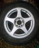 Продам колеса Амтел 205/65 R15. 6.5x15 5x114.30 ET48