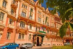 Чехия, Карловы Вары, бизнес с 5 квартирами+ участком под дом 29 апреля