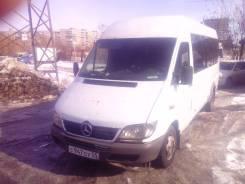 Mercedes-Benz Sprinter 411 CDI. Продается микроавтобус, 2 200 куб. см., 19 мест