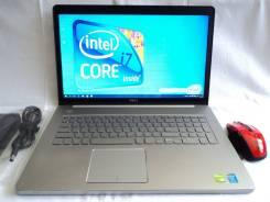 """Dell Inspiron 7737. 17.3"""", 1,8ГГц, ОЗУ 8192 МБ и больше, диск 1 000 Гб, WiFi, Bluetooth, аккумулятор на 3 ч."""