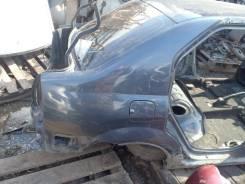 Продам заднее правое крыло Renault Logan 2010г