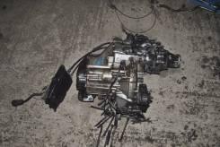 Механическая коробка переключения передач. Toyota Corona, CT195 Toyota Caldina, CT198 Toyota Carina, CT195 Двигатель 2C