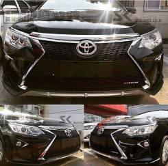 Обвес кузова аэродинамический. Toyota Camry Toyota Origin. Под заказ