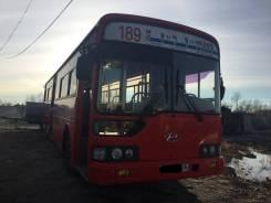 Hyundai Aero City 540. Продается автобус Hyundai AERO CITY 540, 11 149 куб. см., 20 мест
