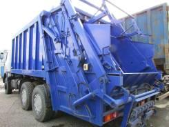 МАЗ 6303А3-345. Мусоровоз БМ на шасси МАЗ 6303А3, 1 150 куб. см.
