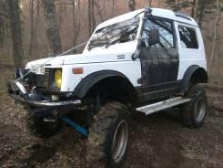 Suzuki Jimny. механика, 4wd, 1.3 (86 л.с.), бензин, 90 000 тыс. км