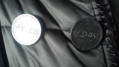Утеряна большая черная пуговица Mazzi