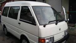 Nissan Vanette. механика, задний, 1.5 (87 л.с.), бензин, 130 000 тыс. км