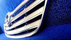 Решетка радиатора. Toyota Corolla, NZE120, NZE121 Двигатели: 1NZFE, 2NZFE