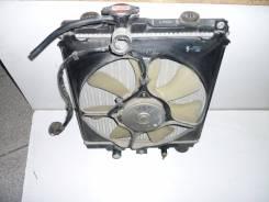 Радиатор охлаждения двигателя. Suzuki Swift, HT81S, HT51S