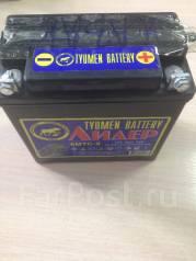 Tyumen Battery. 9А.ч., Обратная (левое), производство Россия