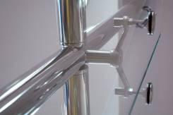 Леерные ограждения из нержавеющей стали, металлоконструкции