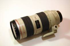 Объектив Canon EF 70-200mm f/2.8L IS USM. Для Всех Canon, диаметр фильтра 77 мм