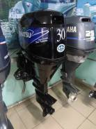Tohatsu. 29,00л.с., 4х тактный, бензин, нога S (381 мм), Год: 2005 год