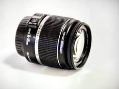 Canon EF-S 18-55mm f/3.5-5.6 IS USM. Для Кропнутых Canon, диаметр фильтра 58 мм