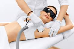 Скидка 50% на лазерную эпиляцию тела на аппарате Light Sheer DUET