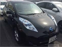 Nissan Leaf. вариатор, передний, электричество, 20 000 тыс. км, б/п. Под заказ