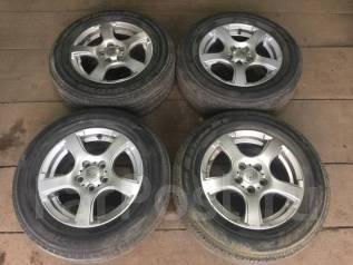 Продам хороший комплект колес 195/65R14. 6.0x14 5x100.00 ET38