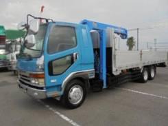 Mitsubishi Fuso. Продам манипулятор, 7 540 куб. см., 12 000 кг. Под заказ