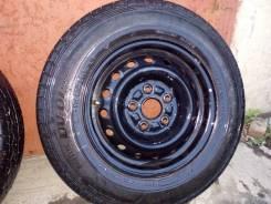 Dunlop. Летние, 2006 год, износ: 10%, 2 шт