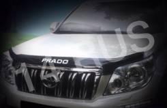 Дефлектор капота. Toyota Land Cruiser Prado. Под заказ