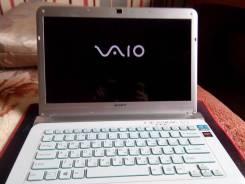 "Sony VAIO. 14"", ОЗУ 4096 Мб, WiFi, Bluetooth"