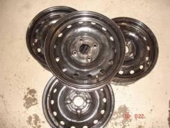 Chevrolet. 6.0x15, 4x114.30, ET44, ЦО 57,0мм.