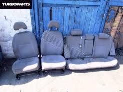 Сиденье. Toyota Prius, NHW20 Двигатель 1NZFXE