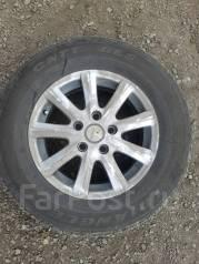 Комплект летних колёс. 6.0x15 5x114.30 ET45