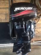 Mercury. 40,00л.с., 2х тактный, бензин, нога L (508 мм), Год: 2001 год