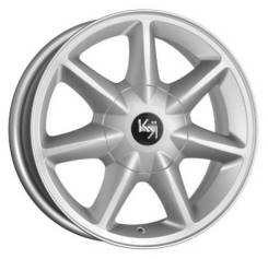 K&K КС580. 6.0x15, 4x98.00, ET35, ЦО 58,5мм.