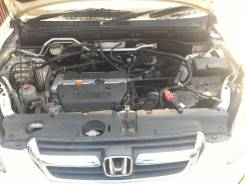 Дефлектор радиатора. Honda CR-V, RD5, ABA-RD5, ABA-RD4, CBA-RD6, LA-RD4, CBA-RD7, LA-RD5 Двигатель K20A