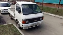 Mazda Bongo. Продается 1990 г. Дизель, 1 500 куб. см., 1 000 кг.