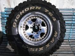 Maxxis Bighorn. Грязь MT, 2013 год, износ: 5%, 5 шт