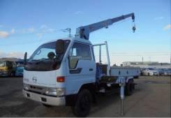Hino Ranger. , 4 100 куб. см., 3 000 кг. Под заказ