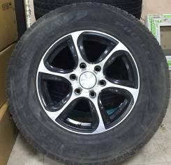 Колеса на Toyota Land Cruiser Prado 120. x17 6x139.70