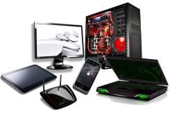 Ремонт компьютеров, ноутбуков, телефонов, планшетов.