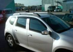 Ветровик на дверь. Nissan Terrano
