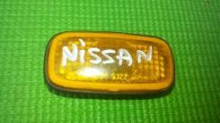 Повторитель поворота в крыло. Nissan: Cima, Stagea, Presea, Primera Camino, Ambulance, Primera, Laurel, Skyline Двигатели: VH41DE, VQ30DET, RB20E, RB2...