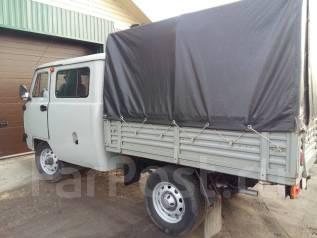 УАЗ 39094 Фермер. Продам УАЗ Фермер, 2 700 куб. см., 1 250 кг.