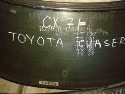 Стекло заднее. Toyota Chaser, GX71