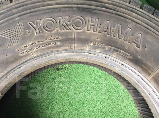 Yokohama. Зимние, без шипов, 2010 год, износ: 20%, 4 шт