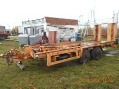 Чмзап 8358. Продам прицеп Чмзап-8358 2005 г., 4 800 кг.