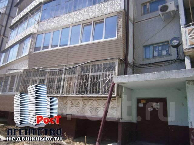 1-комнатная, улица Ульяновская 11. Центр, агентство, 33 кв.м. Дом снаружи