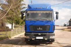 МАЗ 5440. Седельный тягач МАЗ, 6 650 куб. см., 18 000 кг.