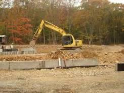 Благоустройство, подготовка участка под строительство, отсыпка територий