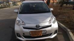 Toyota Ractis. автомат, 4wd, 1.5 (103 л.с.), бензин, 100 тыс. км