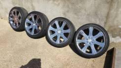 Предлогаю к вашему вниманию 17-ые колёса. 11.0x17 6x115.00 ET-50 ЦО 67,1мм.